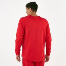 Nike Men's NBA Chicago Bulls Spotlight Crew Sweatshirt, 1529702