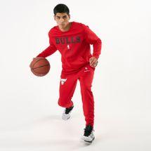 Nike Men's NBA Chicago Bulls Spotlight Crew Sweatshirt, 1529703