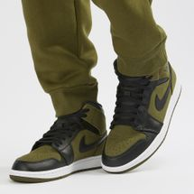 Jordan Air Jordan 1 Mid Shoe Green