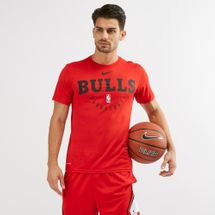 Nike NBA Chicago Bulls Dri-FIT Practice T-Shirt, 1347391