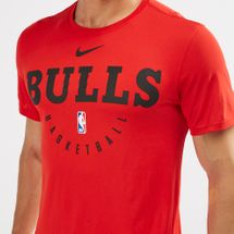 Nike NBA Chicago Bulls Dri-FIT Practice T-Shirt, 1347394