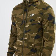 Nike Sportswear Club Fleece Camo Hoodie, 1194802