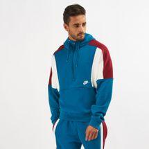 Nike Sportswear Half Zipper Fleece Hoodie