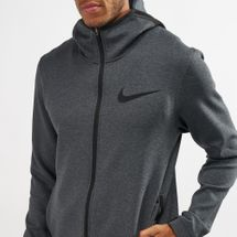 Nike Therma Flex Showtime Full-Zip Basketball Hoodie, 1358096
