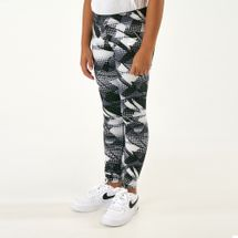 Nike Kids' Sportswear Printed Leggings - Big Kids