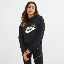 Nike Sportswear Metallic Rally Hoodie