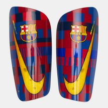 Nike Men's FC Barcelona Mercurial Lite Grid Shinguards