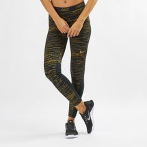 Nike Victory Crackle Print Leggings