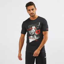 Nike Dri-FIT Kevin Durant DIY T-Shirt