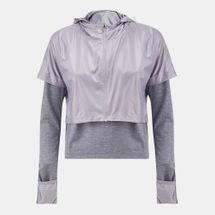 Nike Women's Therma Sphere Element Long Sleeve Running Top