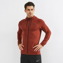 Nike Dri-FIT Full-Zip Training Hoodie