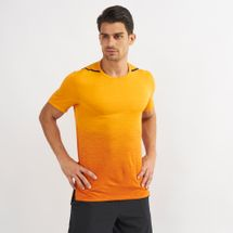 Nike Dri-FIT Training T-Shirt Orange