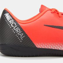 Nike Kids' CR7 VaporX 12 Academy Indoor Court Football Shoe (Older Kids), 1366658