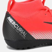 Nike Kids' MercurialX Superfly 6 Academy CR7 Turf Football Shoe, 1321007