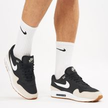 Nike Air Max 1 Shoe Black