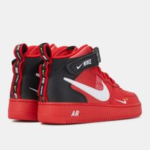 buy online d7382 e7776 Nike Air Force 1 '07 Mid LV8 Shoe | Sneakers | Shoes ...