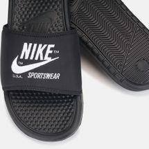 Nike Benassi Just Do It Textile SE Slides, 1372269