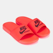 Nike Benassi Just Do It Textile SE Slides