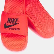 Nike Benassi Just Do It Textile SE Slides, 1372272