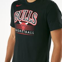 Nike Men's NBA Chicago Bulls Dri-FIT T-Shirt, 1533305