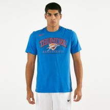 Nike Men's NBA Oklahoma City Thunder T-Shirt