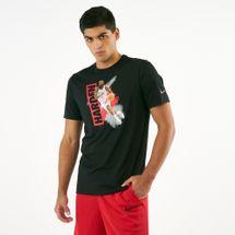 Nike Men's NBA Houston Rockets Dri-FIT T-Shirt, 1533322