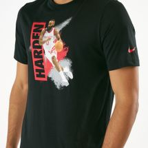 Nike Men's NBA Houston Rockets Dri-FIT T-Shirt, 1533325