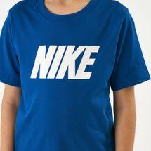 Nike Kids' Sportswear Block T-Shirt (Older Kids), 1712084
