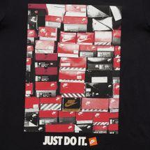 Nike Kids' Sportswear Droptail Shoebox T-Shirt (Older Kids), 1482669
