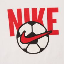 Nike Kids' Sportswear Soccer Ball T-Shirt (Older Kids), 1500730