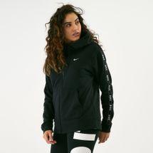 Nike Women's Sportswear Logo Taping Hoodie