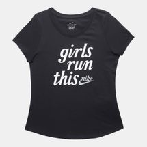 Nike Kids' Sportswear Run This T-Shirt (Older Kids), 1655370