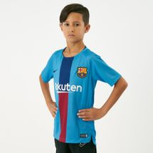 Nike Kids' FC Barcelona Dry Squad Football T-Shirt (Older Kids)