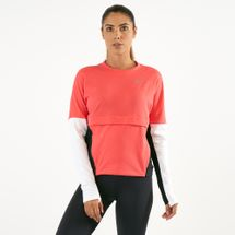 Nike Women's Therma Sphere Long Sleeve T-Shirt