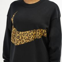 Nike Women's Sportswear Oversized Animal Sweatshirt, 1482718