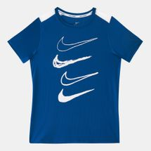 Nike Kids' Dri-FIT Graphics T-Shirt (Older Kids)