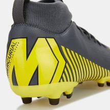 Nike Kids' Nike Jr. Superfly 6 Academy Multi-Ground Football Shoe (Older Kids), 1516369