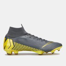 حذاء جيم اوفر ميركوريال سوبرفلاي 6 برو لملاعب العشب الطبيعي من نايك للرجال