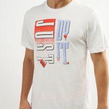 Nike Men's Dri-FIT Basketball T-Shirt, 1482580