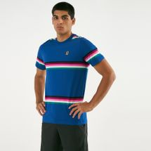 Nike Men's Court Heritage Striped T-Shirt