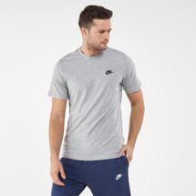 Nike Men's Sportswear Club T-Shirt Grey