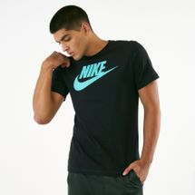 Nike Men's Sportswear T-Shirt Black