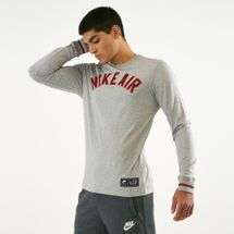 Nike Men's Sportswear Air Long Sleeve T-Shirt