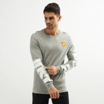 Nike Men's Sportswear Long Sleeve HBR T-Shirt