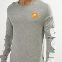 Nike Men's Sportswear Long Sleeve HBR T-Shirt, 1482662