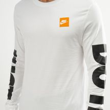 Nike Men's Sportswear Long Sleeve HBR T-Shirt, 1482666