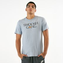 Nike Men's Swoosh Gang T-Shirt