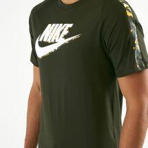 Nike Men's Sportswear Camo T-Shirt, 1535058