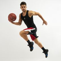 Jordan Men's Dri-FIT Alpha Graphic Shorts, 1482534