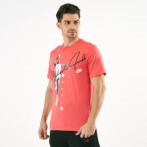 Jordan Men's MJ Photo Signature T-Shirt